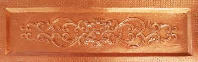 sinks mexican style apron copper kitchen sinks copper bathroom