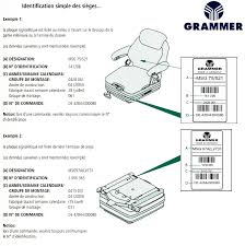 siege pneumatique basse frequence siege grammer maximo professional siège grammer pneumatique