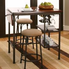 Drop Leaf Pub Table Drop Leaf Kitchen Tables For Small Spaces