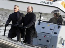 Spectre Film by Spectre James Bond Back In Action As Daniel Craig And Rory