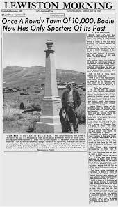 making friends in the ghost town of silver city idaho district articles bodie com bodie california