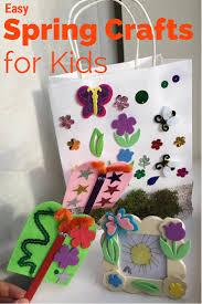 rambling through parenthood easy spring crafts for kids