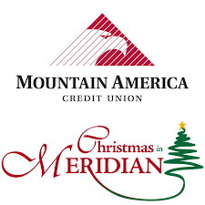 mountain america credit union winter aglow