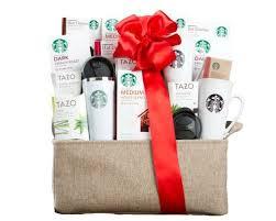 Country Gift Baskets 103 Best Starbucks Baskets Images On Pinterest Starbucks Coffee