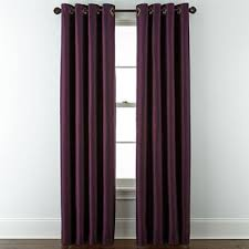 Purple Curtains Purple Curtains Drapes For Window Jcpenney