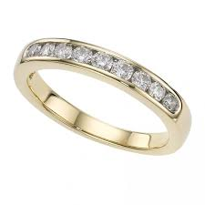 white gold engagement ring yellow gold wedding band anniversary rings tags gold diamond wedding rings cheapest