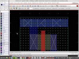 virtuoso layout design basics cadence layout tutorial youtube