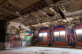 urban explorers u0027 indulge a fascination for abandoned buildings