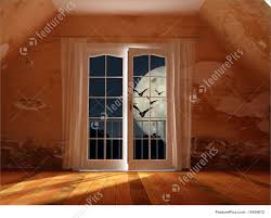 halloween wall cover halloween horror house stock illustration i1929672 at featurepics
