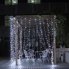 3mx3m 300 led string lights curtain lights 220v light home balcony