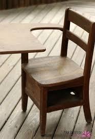 Small School Desk Vintage School Desk Diy Is A Of The Class Hometalk