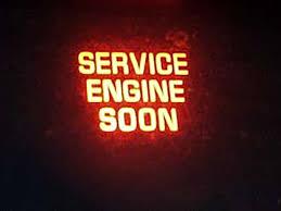 service engine light on nissan the dreaded glowing service engine soon light cc tech