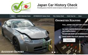 nissan japan full japan car history and japanese odometer check service