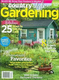 Backyard Chickens Magazine Country Style Gardening Magazine U2014 Rose Story Farm