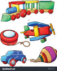 car toy clipart retro cartoon toys vector clip art stock vector 436933924