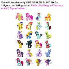 My Little Pony Blind Bag Wave 2 My Little Pony Sealed Blind Bag Wave 10 Glitter Rainbow Diamond