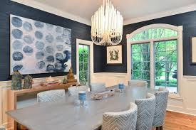 navy blue dining room blue dining room with classic design idea new classic dining nurani