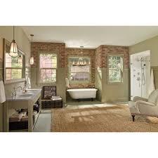Bridge Bathroom Faucet Faucet Com 65536lf Bn In Brilliance Brushed Nickel By Brizo