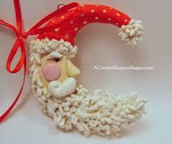 10 best crescent santa ornaments images on santa