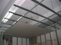 Suspended Drywall Ceiling by Buy Light Steel Suspended Mian Channel Furring Channel From