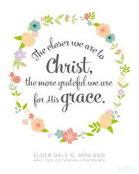 Thanksgiving Quotes Lds Free Printables Quote From April 2016 Lds General Conference