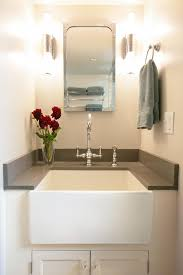 Corner Sink For Small Bathroom - bathroom sink 101 hgtv