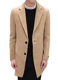 men u0027s fall winter dress coats and casual jackets azbro