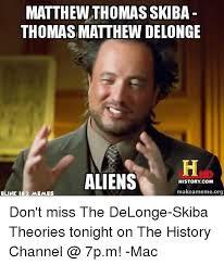 History Channel Aliens Meme - 25 best memes about blink 182 meme blink 182 memes