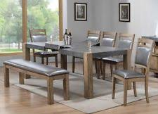 silver dining sets ebay