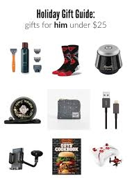 gift guide gifts for him 25 boys ahoy