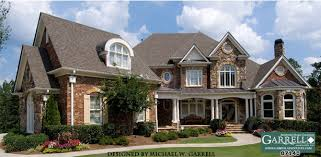brick house plans with photos monet hall house plan estate size house plans