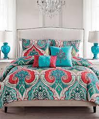 bedroom coral color comforter sets colored bedding uk king
