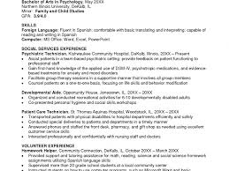 Foreign Language Teacher Resume Resume Language Skills Fluent