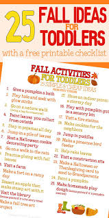 the 25 best fall activities for toddlers ideas on pinterest