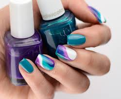 zigiztyle essie silk watercolor zigiztyle nail art pinterest