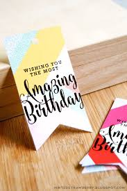 25 unique birthday tags ideas on pinterest birthday gift