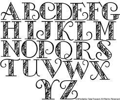 monogram letters best 25 monogram letters ideas on monogram alphabet