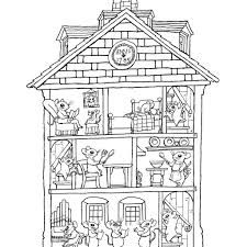 Halloween House Coloring Pages by Haunted House Coloring Pages Google Search Coloring Book Pages