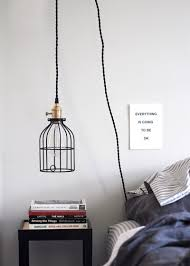 Wall Lamps With Cord For Bedroom Diy Hanging Pendant Light From Color Cord Company Anne Sage