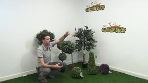 Topiary Balls With Flowers - artificial hanging topiary ball with purple flowers youtube
