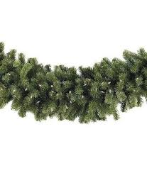 holiday time pre lit 18 christmas garland multi lights christmas garland shop for holiday lights decorations today
