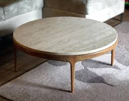 round stone top coffee table round stone top coffee table remarkable round stone top coffee table