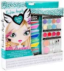 amazon com fashion angels make up artist studio box set toys u0026 games