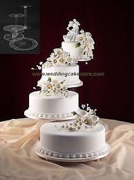 wedding cake stands for sale 4 tier cascading wedding cake stand stands set used new for sale