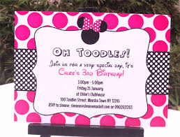 minnie mouse invitations template orax