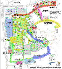 Map Of Oakland County Michigan by Outdoor Lighting Pilot Project