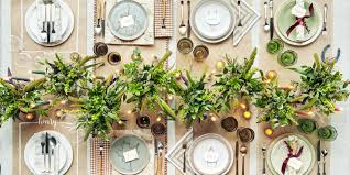 5 styles for a bountiful thanksgiving tablescape