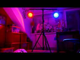 american dj led lights american dj plus rgb led par 64 in sound mode goin in skrillex
