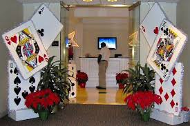 Las Vegas Theme Party Decorations - entry way idea party pinterest casino night casino party
