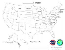 All Fifty States Travel Goal Getter Travel Blog